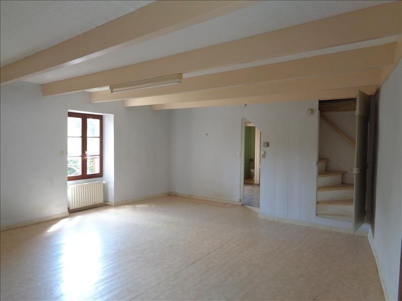 Vente maison / villa Pamproux 54 000€ - Photo 3
