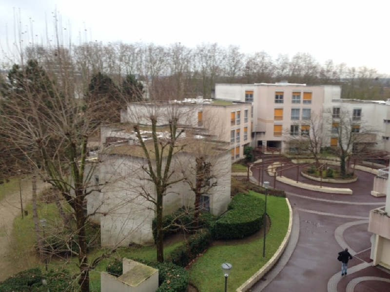 Rental apartment Cergy 662€ CC - Picture 3