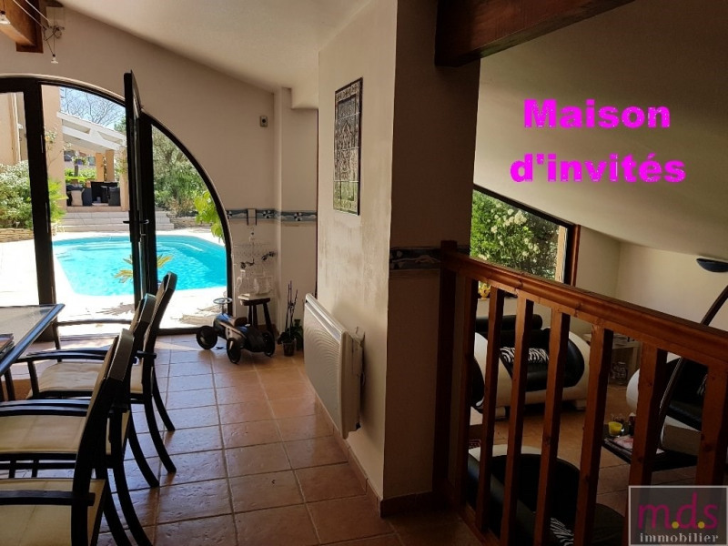 Deluxe sale house / villa Labege 2 pas 567000€ - Picture 5