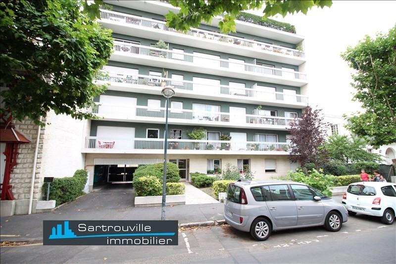 Vendita appartamento Sartrouville 180000€ - Fotografia 1