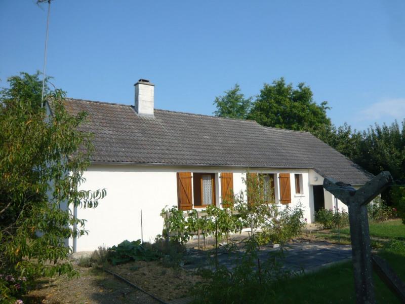 Sale house / villa Le bourgneuf la foret 109500€ - Picture 4