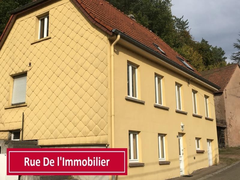 Vente maison / villa Eguelshardt 78000€ - Photo 1
