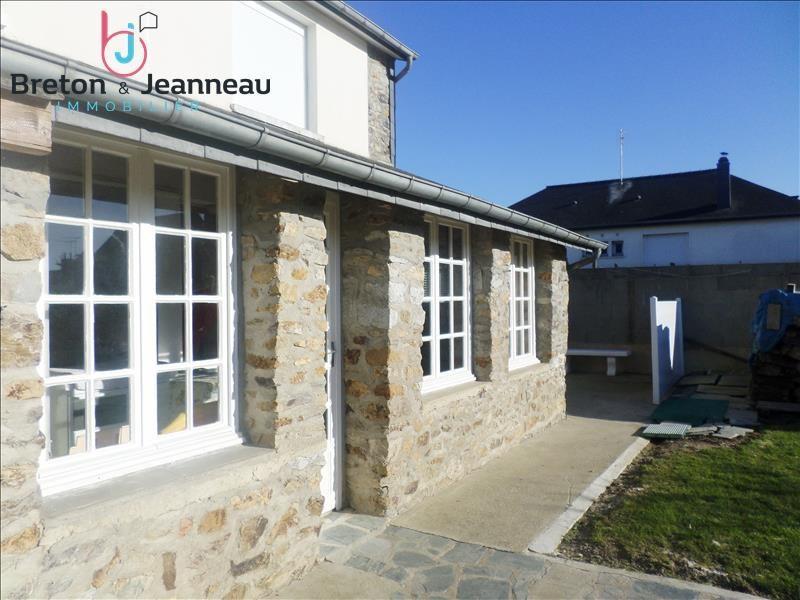 Maison de village st pierre la cour - 6 pièce (s) - 145 m²