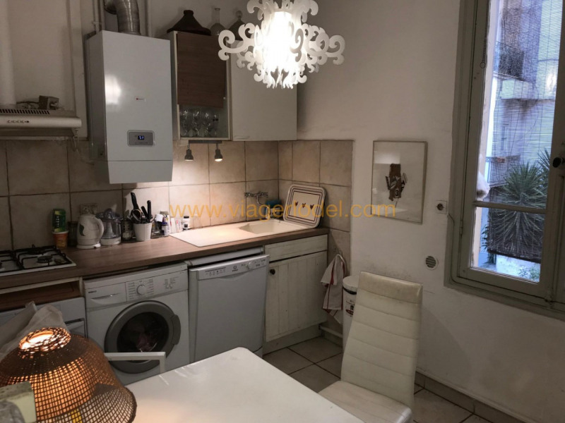 Viager appartement Nice 75 000€ - Photo 2