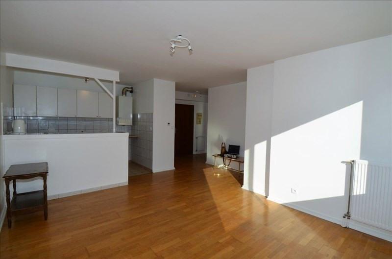 Sale apartment Charbonnieres les bains 129000€ - Picture 2