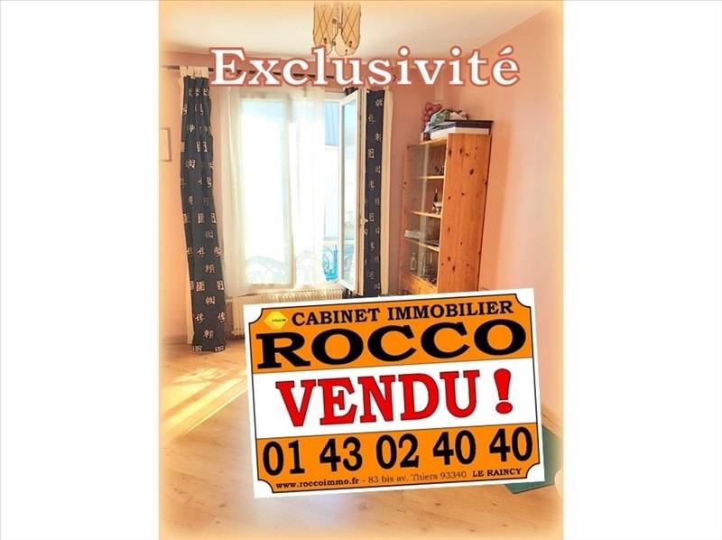 Sale apartment Le raincy 154000€ - Picture 1