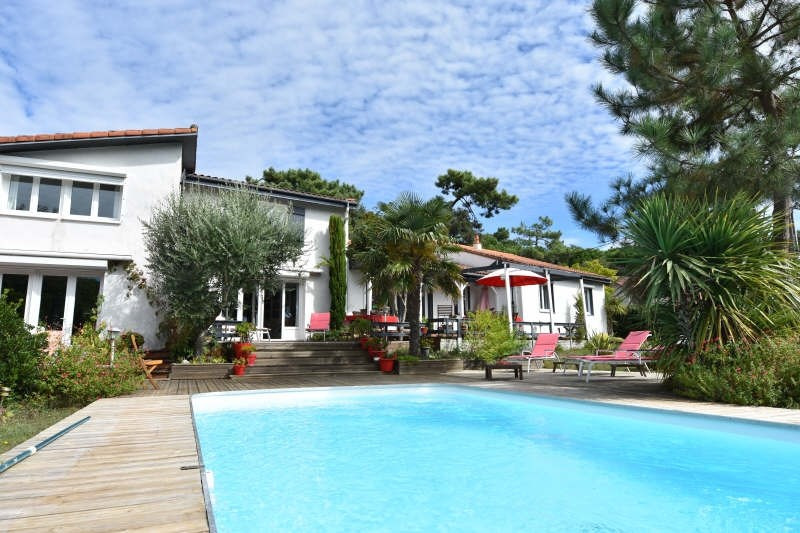 Vente de prestige maison / villa St palais sur mer 1456000€ - Photo 2