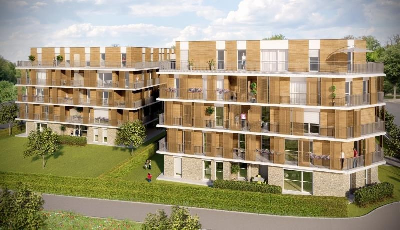 Sale apartment Soissons 127 624€ - Picture 1
