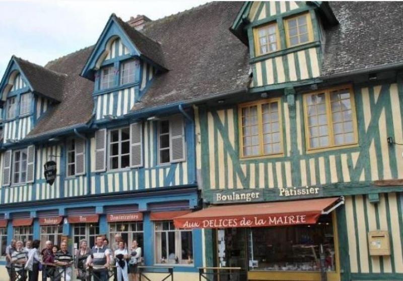 Venta  casa Pont l eveque 569000€ - Fotografía 4