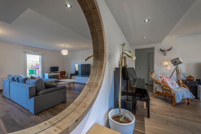 Appartement rénové contemporain chic