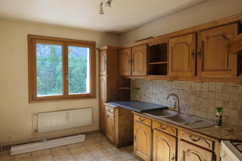 Sale apartment Morez 89000€ - Picture 2