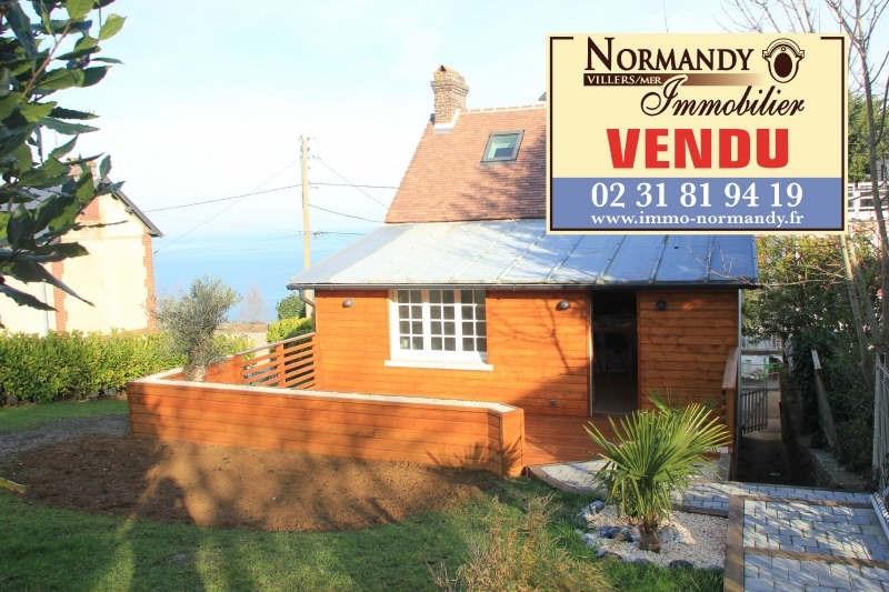 Sale house / villa Villers sur mer 430000€ - Picture 1