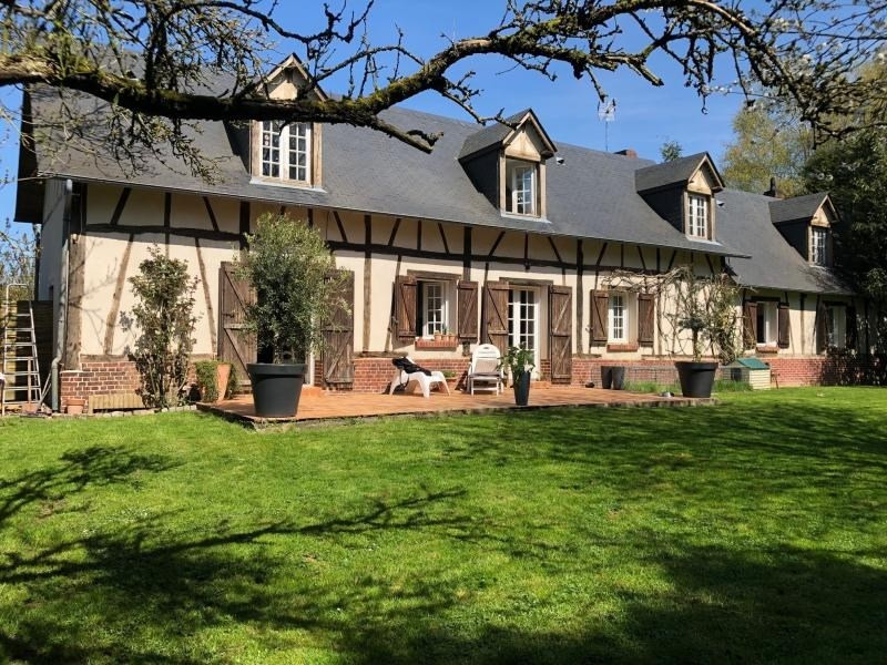 Sale house / villa Quincampoix 297500€ - Picture 2