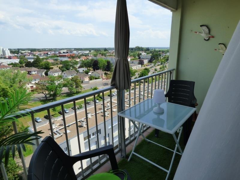 Vendita appartamento Moulins 82500€ - Fotografia 8