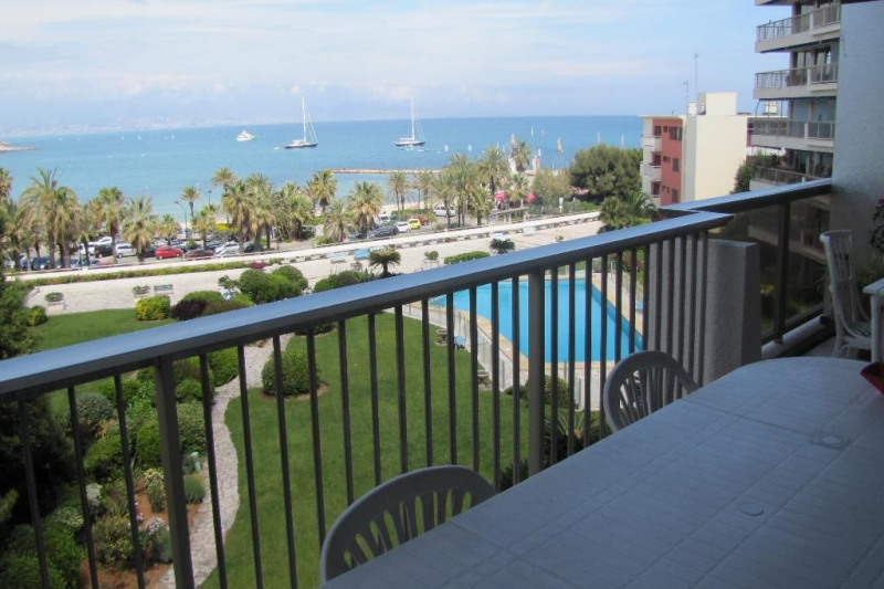 Vacation rental apartment Cap d'antibes  - Picture 6