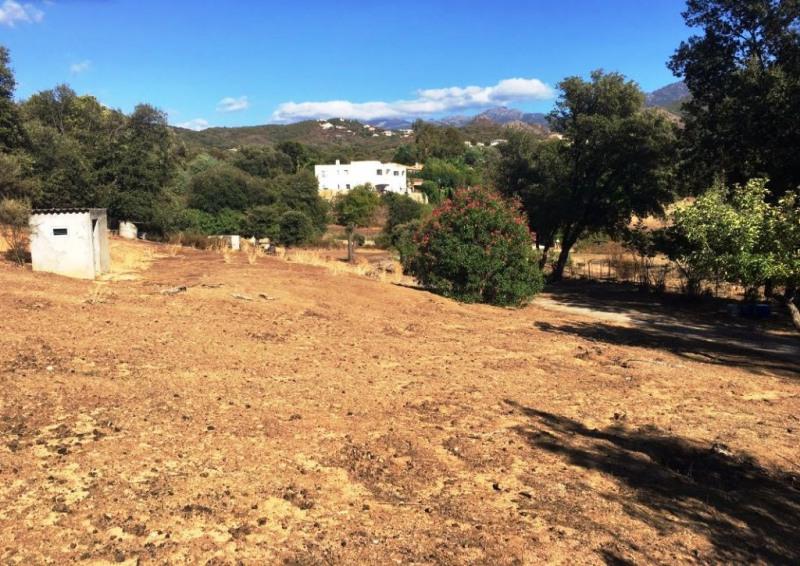 Vente terrain Eccica-suarella 130000€ - Photo 1