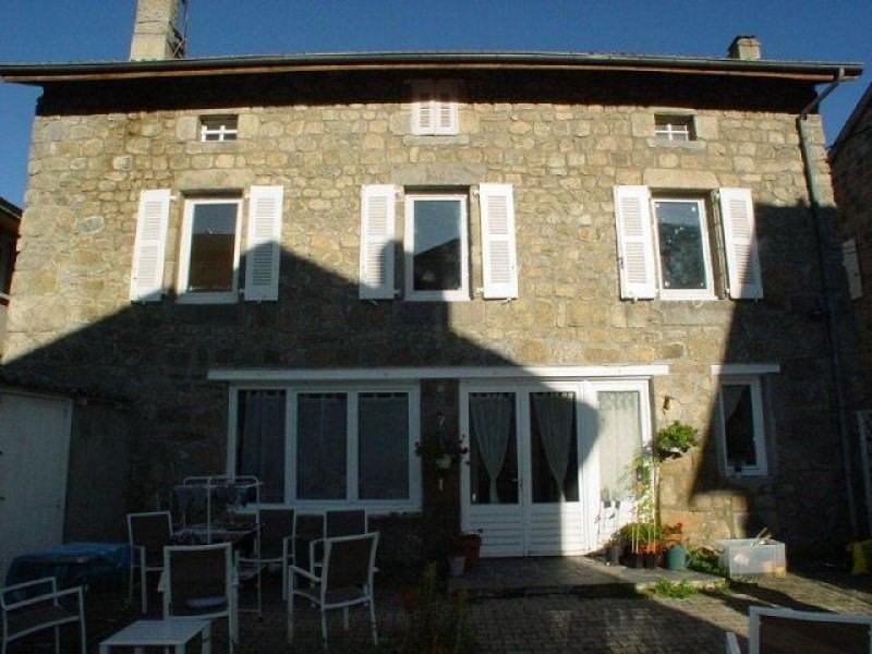 Rental house / villa Tence 495€ CC - Picture 1