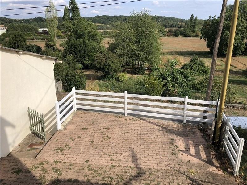 Vente maison / villa Iteuil 112000€ - Photo 1