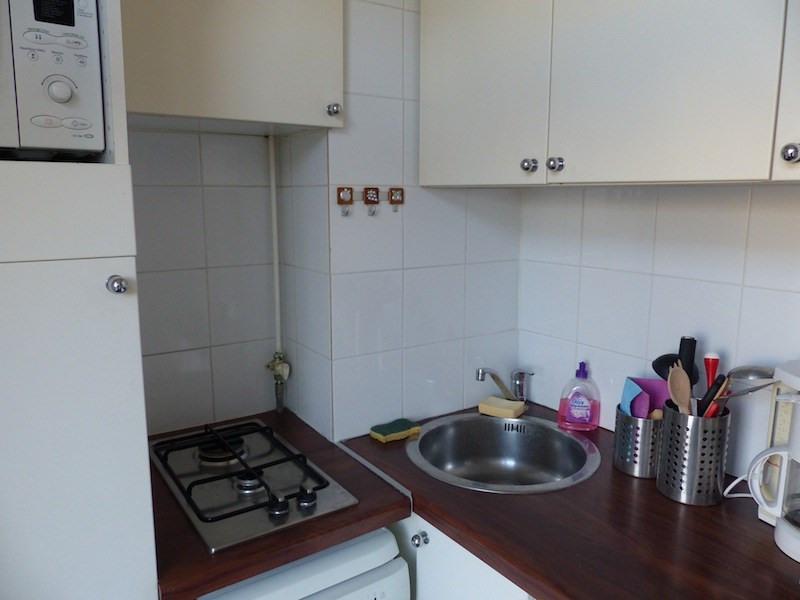 Rental apartment Levallois-perret 1250€ CC - Picture 4