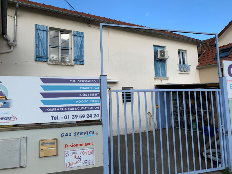 LOCAL COMMERCIAL CONFLANS 119M2
