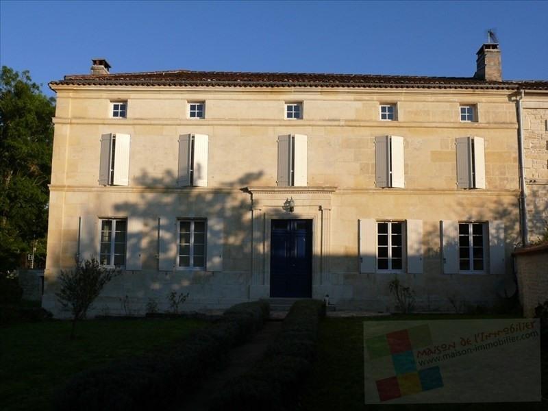 Sale house / villa Mesnac 434600€ - Picture 3
