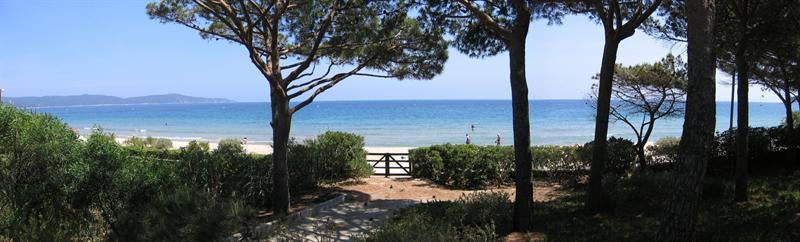 Vacation rental house / villa Cavalaire sur mer 900€ - Picture 1