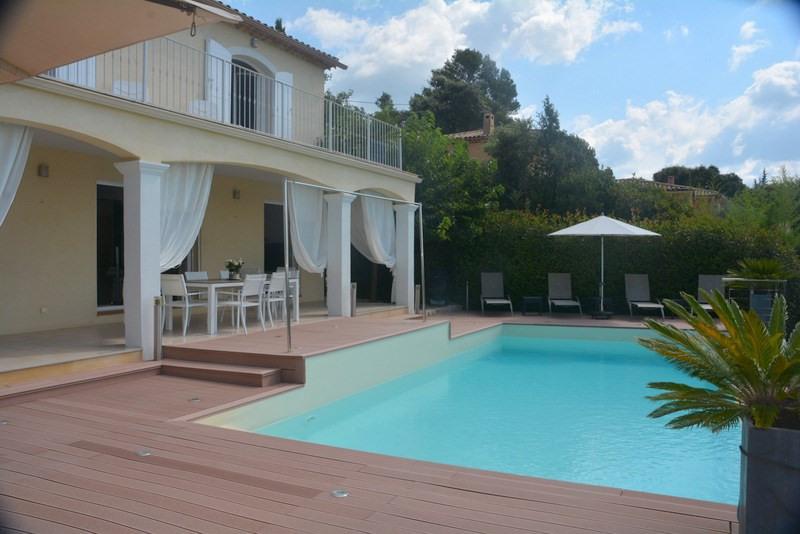 Verkauf von luxusobjekt haus Bagnols-en-forêt 715000€ - Fotografie 1