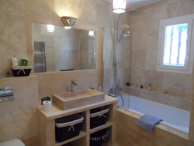 Vacation rental house / villa Les issambres 1770€ - Picture 8