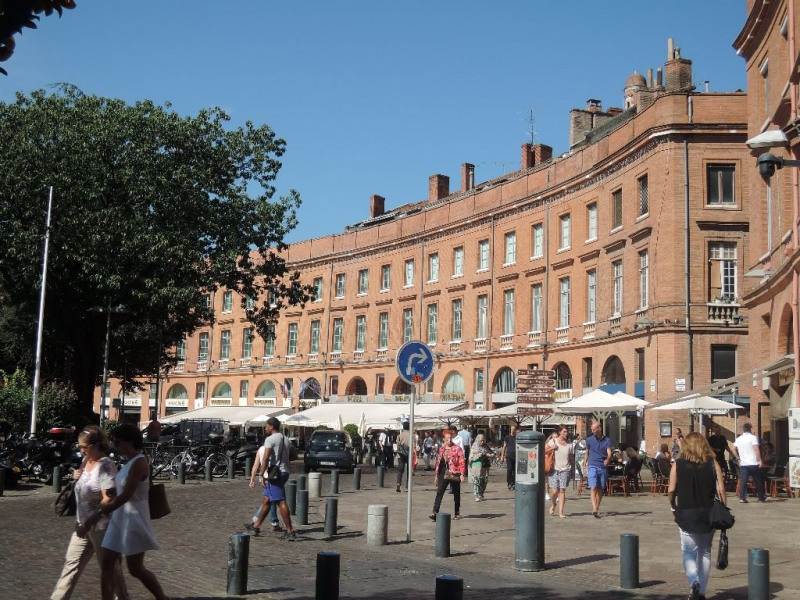 Vente appartement Toulouse 624000€ - Photo 1