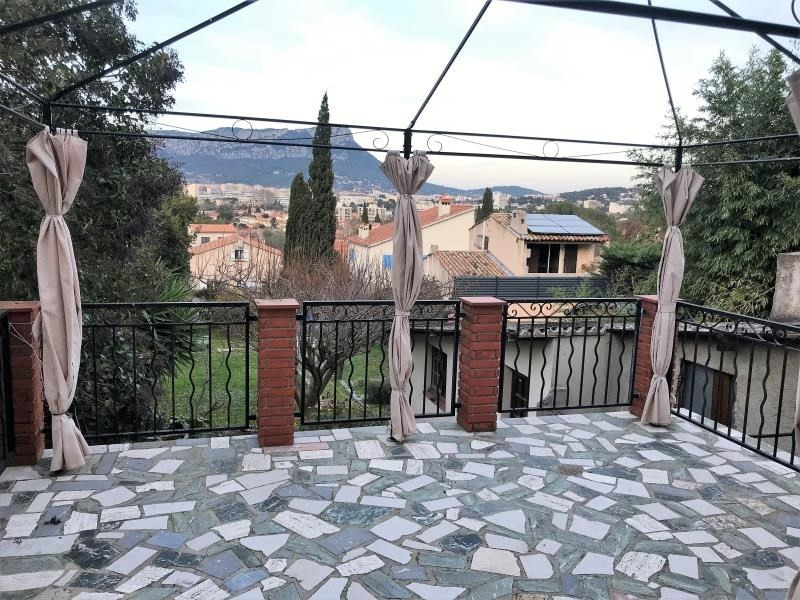 Vente maison / villa Toulon 385000€ - Photo 3