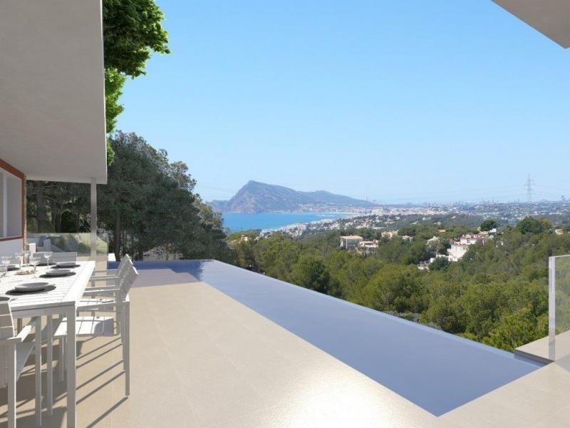 Verkauf von luxusobjekt haus Altea province d'alicante 1590000€ - Fotografie 5