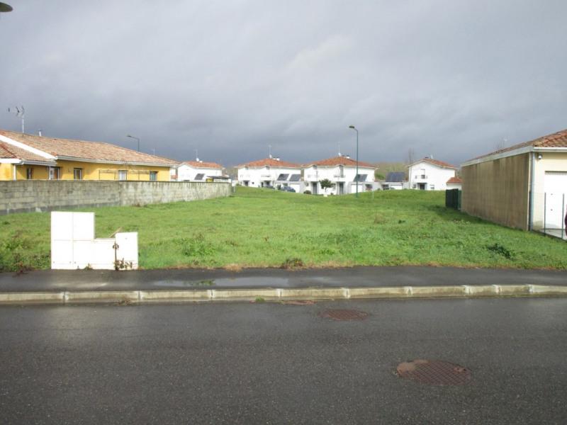 Vente terrain Saint paul les dax 92900€ - Photo 1