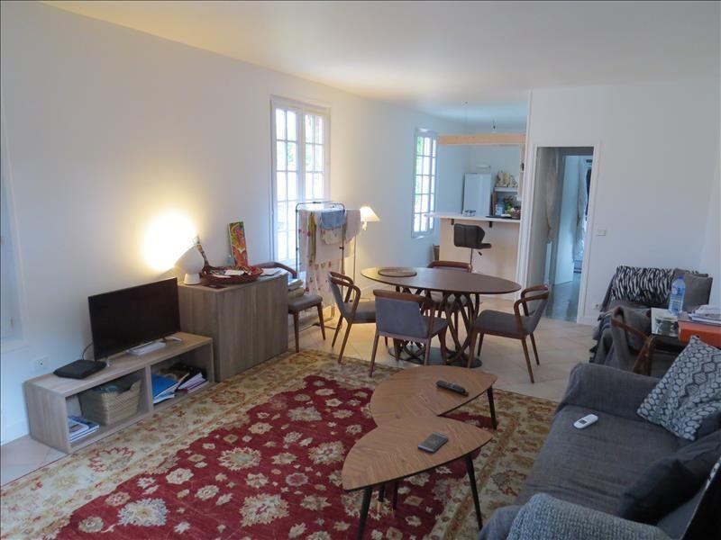 Rental apartment Maisons laffitte 950€ CC - Picture 1