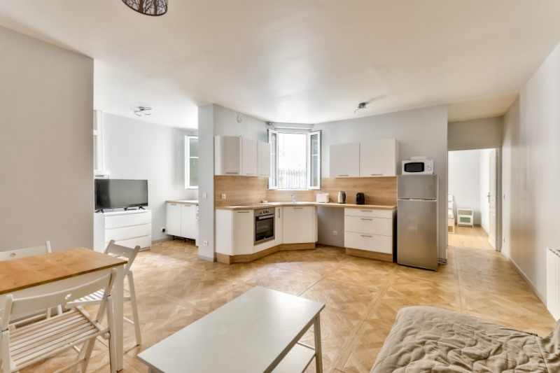 Sale apartment Paris 15ème 450 000€ - Picture 1