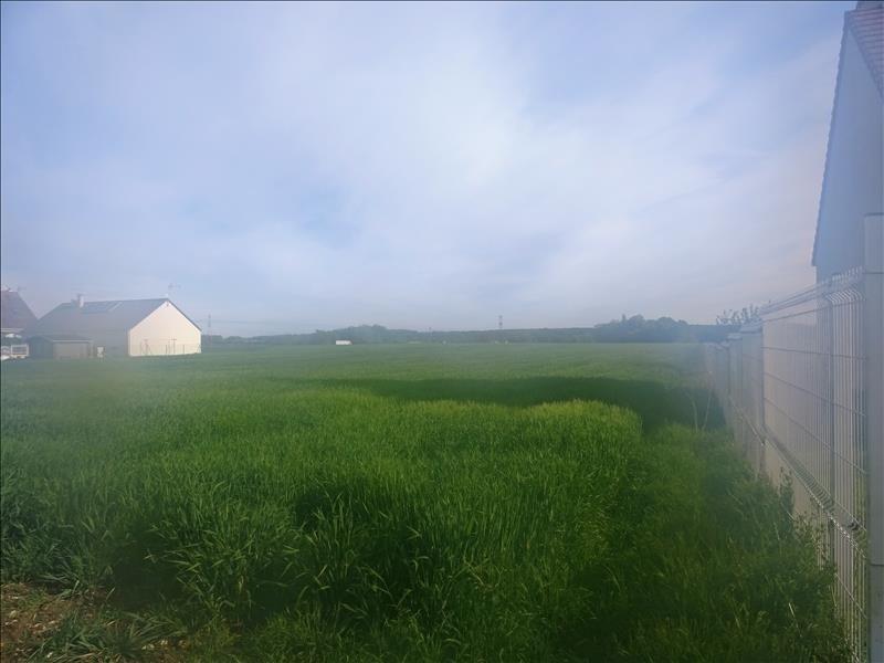 Vendita terreno Breval 5 mn 93000€ - Fotografia 2