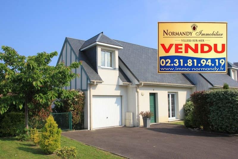Vente maison / villa Villers sur mer 286200€ - Photo 1