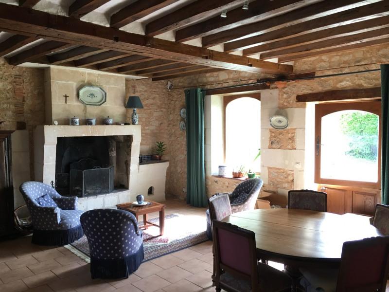 Vente maison / villa Saint-quentin-sur-indrois 220500€ - Photo 7
