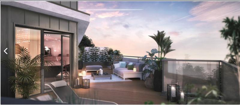Deluxe sale apartment Paris 18ème 2200000€ - Picture 8
