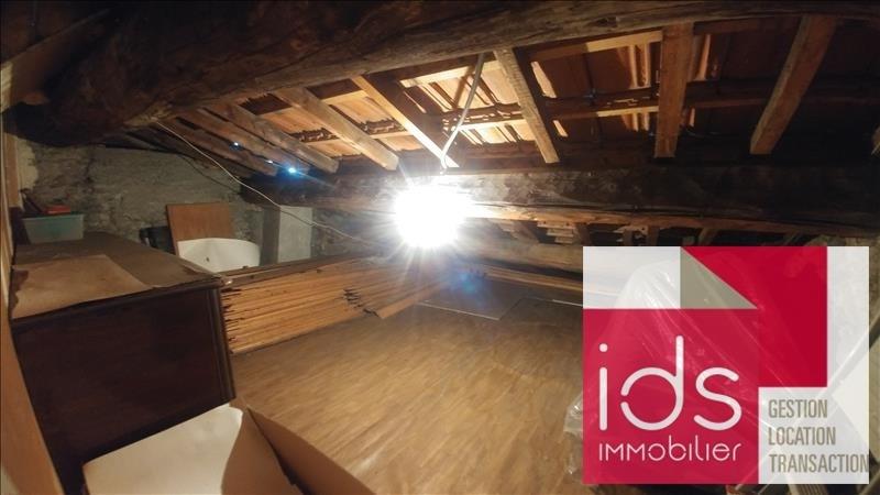 Venta  casa Allevard 115000€ - Fotografía 5
