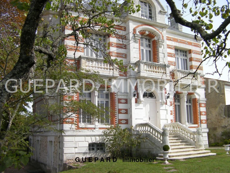 Vente de prestige maison / villa Royan 1 696 000€ - Photo 1