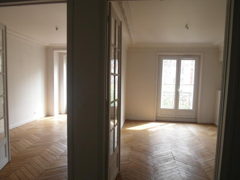 Rental apartment Paris 15ème 2510€ CC - Picture 2