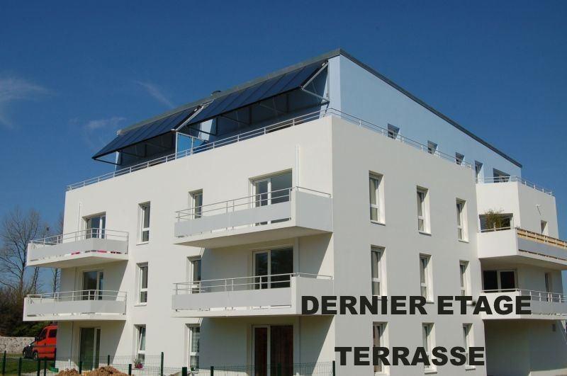 Location appartement Brest 540€ CC - Photo 1