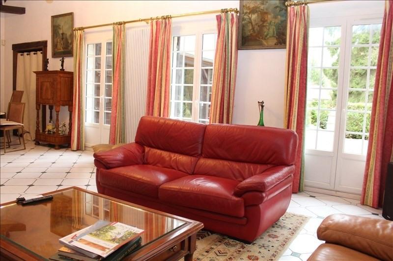 Vente de prestige maison / villa Lamorlaye 560000€ - Photo 7