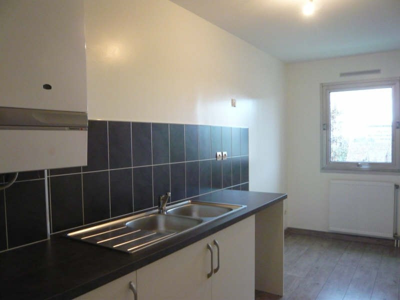 Rental apartment Caen 635€ CC - Picture 1