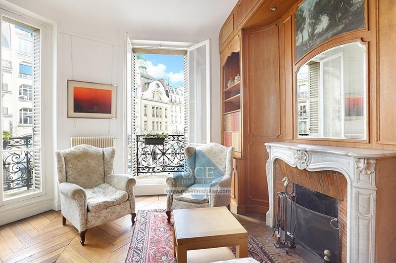 Deluxe sale apartment Paris 11ème 1 290 000€ - Picture 4