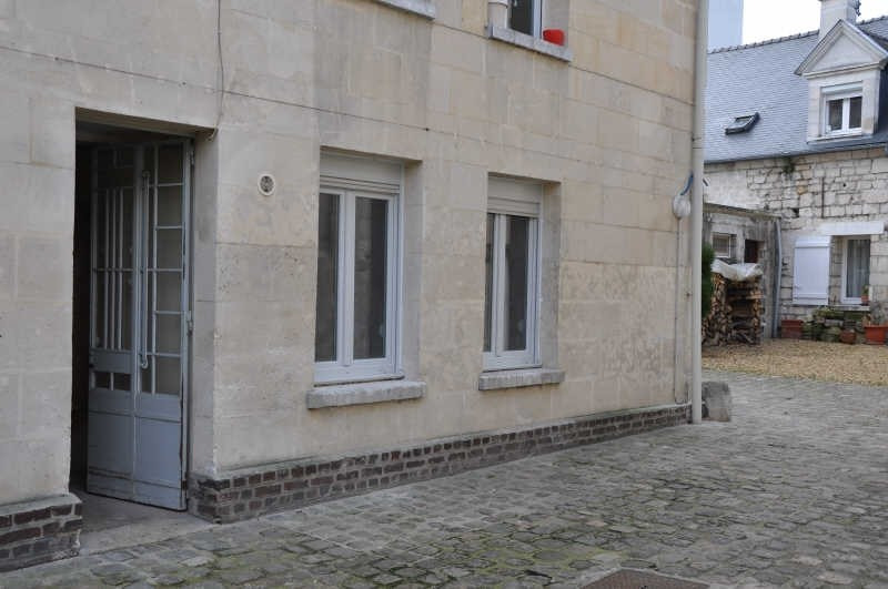 Rental apartment Soissons 521€ CC - Picture 1