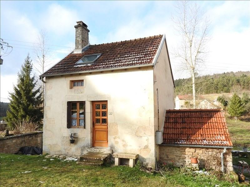 Sale house / villa Sud chatillonnais 63500€ - Picture 1