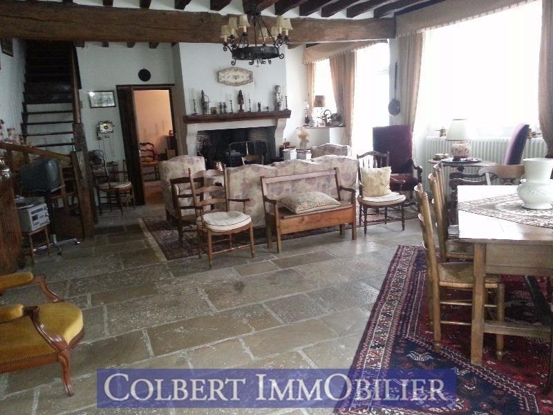 Venta  casa Coulanges la vineuse 205000€ - Fotografía 3
