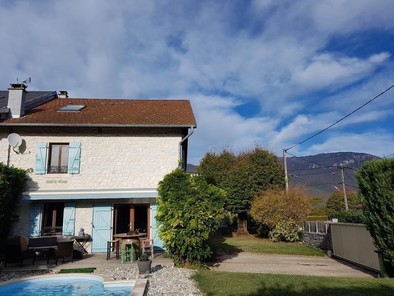 Sale house / villa Ceyzerieu 330000€ - Picture 2