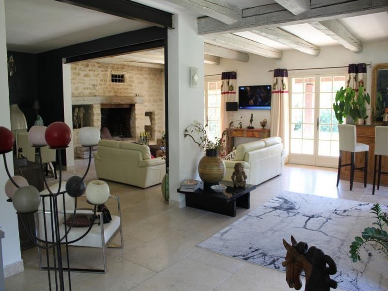 Deluxe sale house / villa Villeneuve les avignon 699000€ - Picture 5